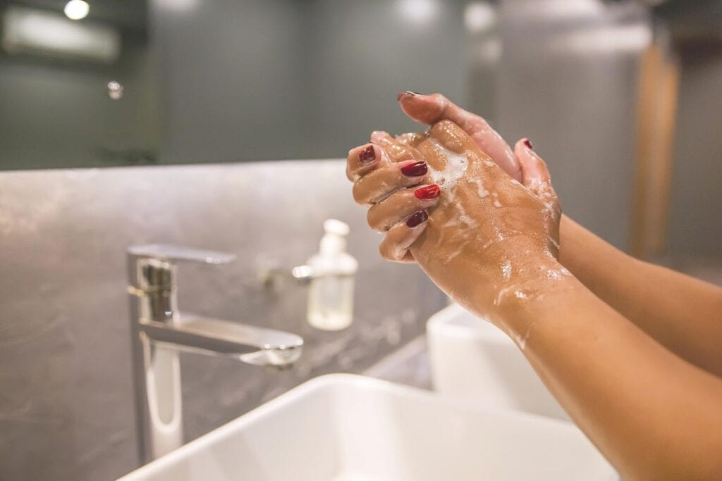 There are many things that you can do to protect yourself against COVID-19 and many other diseases including practising good hand hygiene by routinely washing your hands with soap and water.