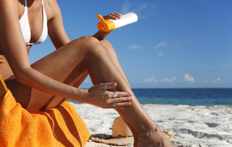 Oxybenzone is found in most sunscreens due to its sun protection efficacy