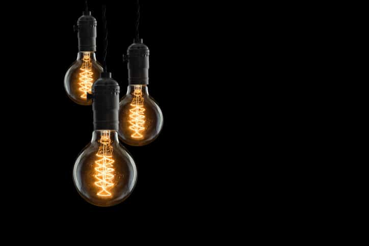 Tungsten is used in the manufacturing of incandescent light globes
