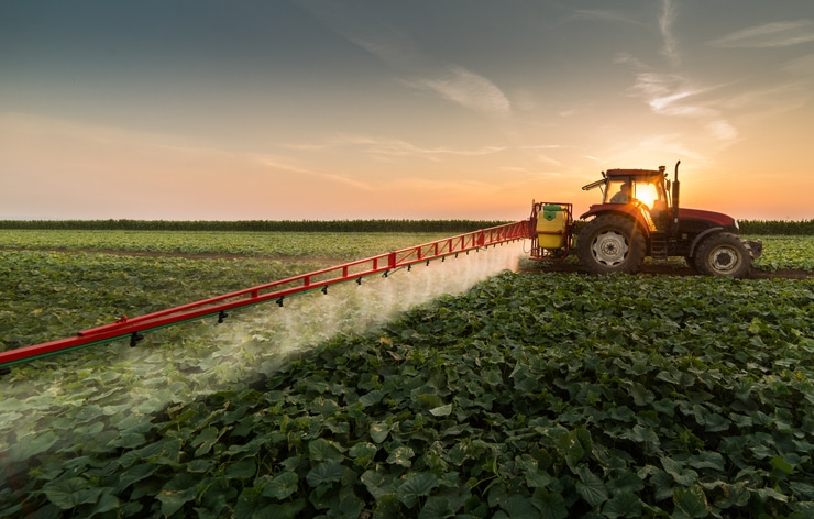 Bromine is a key ingredient in insecticides due to its toxicity