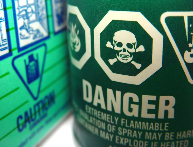 Methanol consumption is extremely toxic. Seek medical advice if ingested.