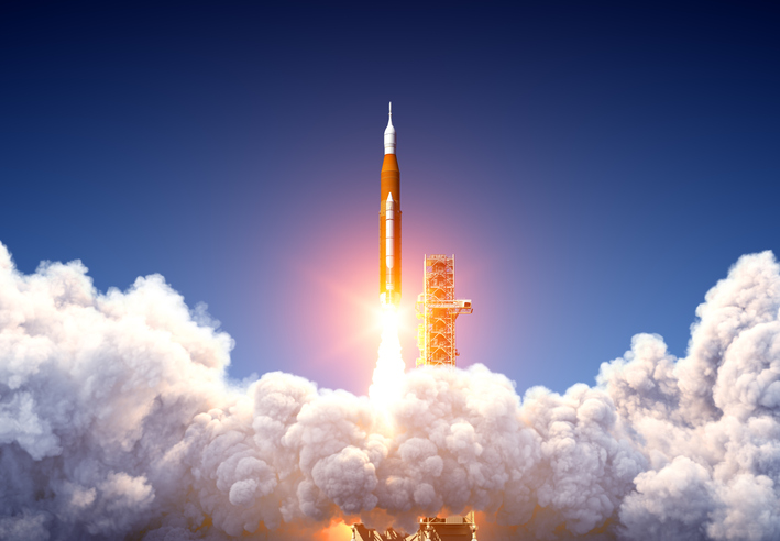 Hydrazine has been used as a component of rocket fuel since World War II